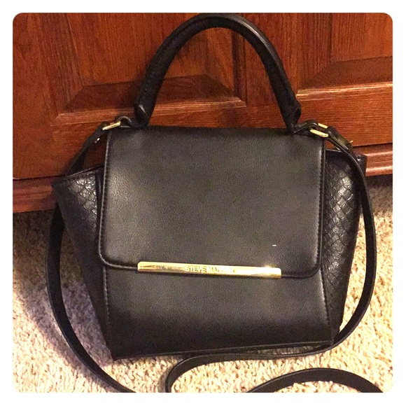 Steve Madden Handbags - Black Steve Madden purse